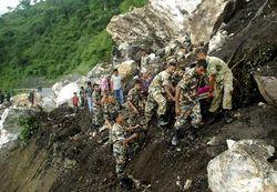 В Непале ищут пропавших украинцев