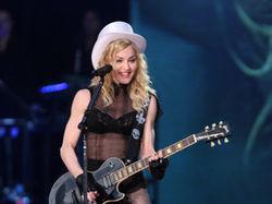 Мадонна концерт в Израиле