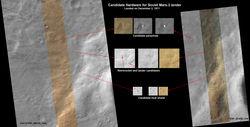 "Зонд NASA обнаружил на Марсе советский спутник ""Марс-3"""