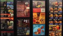 McDonald's сократил свое меню – реакция рынка