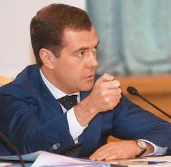 Медведев рассказал при каких условиях будет создан консорциум РФ и Украины