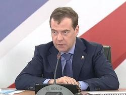 Медведев о формировании правительства