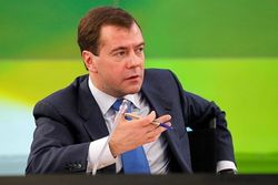 Медведев: темпы модернизации