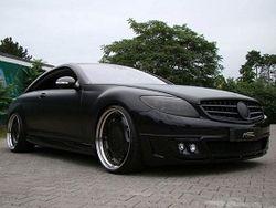 Mercedes CL-Class 216