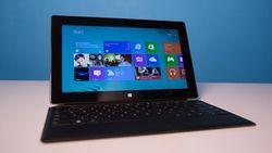 Продажи планшетов Microsoft Surface Pro