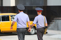 Милиция в Киеве