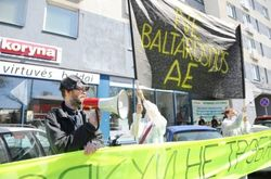 противники строительства Островецкой АЭС