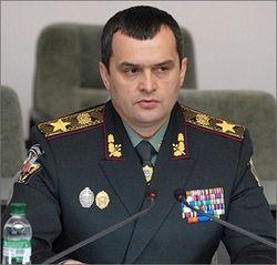 Министр МВД Украины