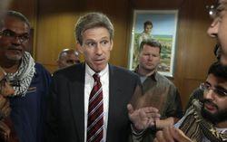 Убийство посла США в Ливии