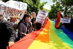 Монахини в Киеве вышли на площадь, требуя запретить гей-парад