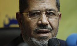 Мурси обещает египтянам безопасную жизнь
