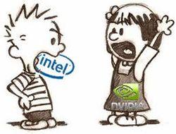 Слухи или правда: NVIDIA и Intel объединятся