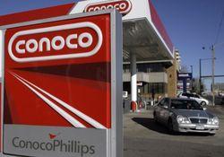 На 31 процент уменьшилась прибыль ConocoPhillips