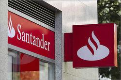 Прибыль Banco Santander SA