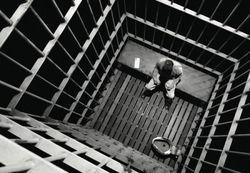 На Алтае за избиение следователя дебошир получил 3 года тюрьмы