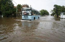 8 тысяч граждан эвакуированы из-за наводнения