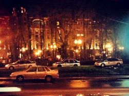Кудринская площади
