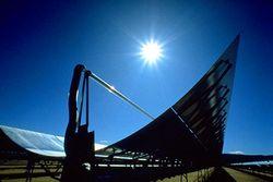Запуск солнечных электростанций