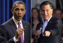Обама почти на 30 процентов опережает Ромни
