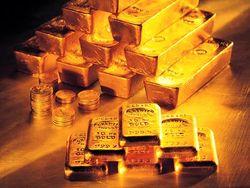 Дешевеет золото