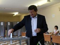 выборы в Омске