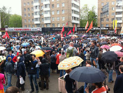Навальный зовет на Китай-город