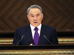 Назарбаев за создание нового порядка