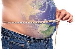 Города Украины с самыми толстыми людьми