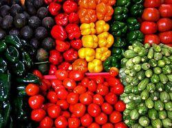 В Британии продают овощи неправильной формы