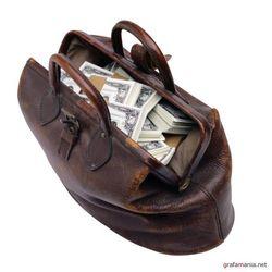 Неизвестный украл 300 000 долларов