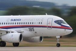 Авиакатастрофа SSJ-100