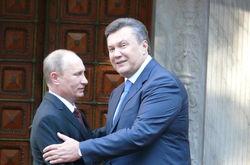 Путин по дороге к Януковичу посетил байкеров