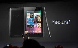 Google Nexus 7 появился на видео – акции все равно падают