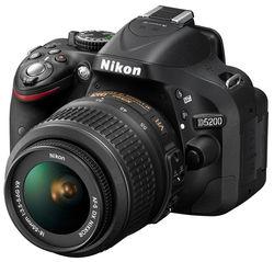 В сети активно обсуждается зеркалка со «взрослой» фокусировкой - Nikon D5200