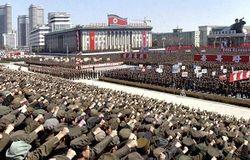 Вместо ракеты КНДР отправила на юг «демонстрацию военной мощи»