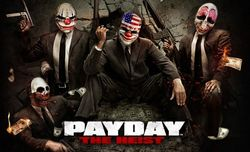 Карта для Payday