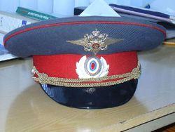 начальник милиции