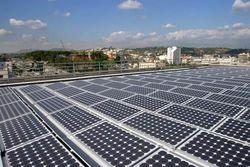 Объем производства солнечной энергии
