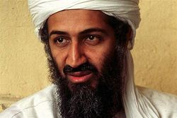 Тело бен Ладена