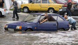 Одесса оправляется от наводнения