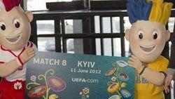 Билет на матч Евро-2012