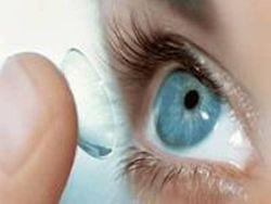 Линзы кемеровских ученых восстанавливают глаза