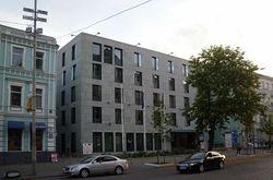 Охрана посольства ФРГ