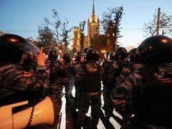 Оппозиционный лагерю на Кудринской площади