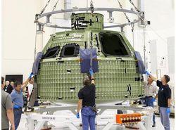Парашюты космической капсулы Orion успешно прошли последние тесты