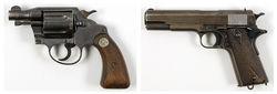 Оружие легендарных американских гангстеров