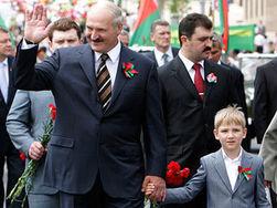 Президент Беларуси Александр Лукашенко о сыне