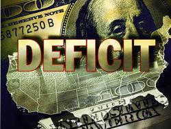 Дефицит бюджета в США