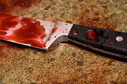 Парень убил бывшую учительницу