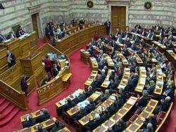 Парламентарии могут заблокировать помощь для Греции